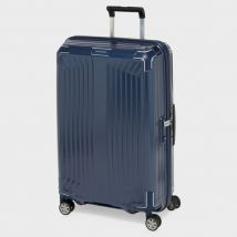 Samsonite - Valigia rigida Spinner Lite Box Blu Scuro cm#78/69cm