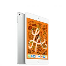 Apple - iPad Mini Wi-Fi Silber 64 GB