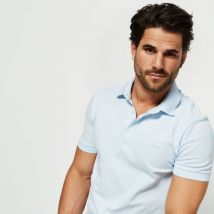 Lacoste Polo, Regular Fit, manches courtes - Ciel Taille T3 - Homme