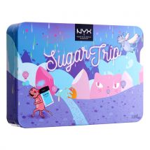 NYX Professional MakeUp - Glitterset - Sugar Trip Glitter Vault - Damen - Multicolor - ONE SIZE