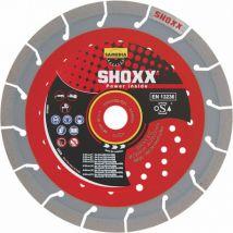 Disque diamant beton d.125 shoxx x13