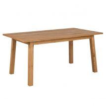 Table à manger design extensible bois HONORE Miliboo