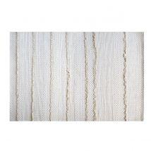 Tapis ivoire coton 120x180 cm HYGGE Miliboo