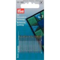 Prym Betweens Hand Sewing Needles with Gold Eye