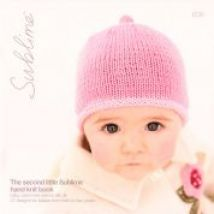 Sublime Knitting Pattern Book Baby The Second Little Hand Knit Book 606  DK