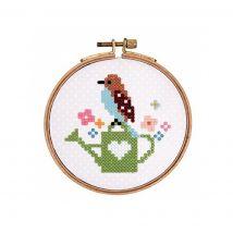 Kit Broderie Oiseau - DMC