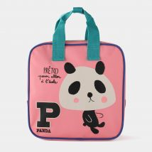 Monoprix Maison - Mini sac à dos maternelle - virgo x monoprix - Rose Framboise - Unique - Enfant