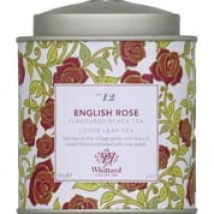 Whittard - Thé en vrac english rose