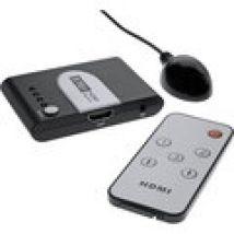 InLine HDMI Umschalter, 3 IN / 1 OUT, elektronisch, 3D
