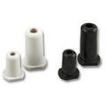 Knickschutztülle schwarz, bis zu 8.5mm, ETUE 1