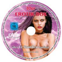 """""""10er-Soft-DVD-Spindel"""", 730 Minuten"""