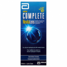 Complete RevitaLens Multipurpose Disinfecting Solution 240ml