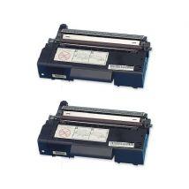 Compatible Multipack Epson Aculaser M2300D Printer Toner Cartridges (2 Pack) -C13S050583