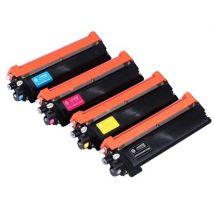 Compatible Multipack Brother MFC-9320CN Printer Toner Cartridges (4 Pack) -TN230BK