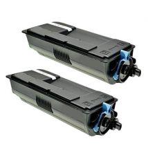 Compatible Multipack UTAX P-4030D Printer Toner Cartridges (2 Pack) -4434010010