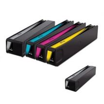 Compatible Multipack HP OfficeJet Pro X576dw Multifunction Printer Ink Cartridges (5 Pack) -CN625AE