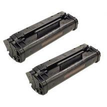 Compatible Twin Pack Canon FX3 Black Toner Cartridges (2 Pack)