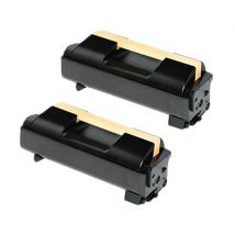 Compatible Multipack Xerox Phaser 4600DN Printer Toner Cartridges (2 Pack) -106R01535
