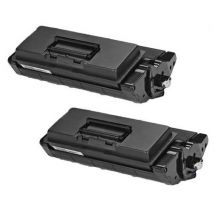 Compatible Multipack Xerox Phaser 3500 Printer Toner Cartridges (2 Pack) -106R01148