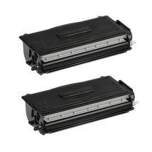 Compatible Multipack Brother HL-5130 Printer Toner Cartridges (2 Pack) -TN3030