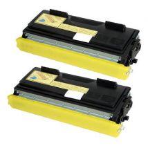 Compatible Multipack Brother MFC-9760 Printer Toner Cartridges (2 Pack) -TN6300