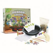 Paint Your Own Dragon Garden