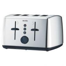 Breville Vista 4 Slice Toaster - Stainless Steel
