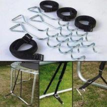 Jumpking Deluxe Trampoline Tie Down Kit