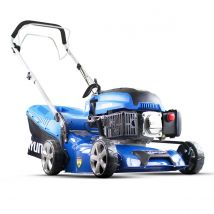 Hyundai HYM430SP 4-stroke Petrol Lawnmower Self Propelled 139 Cc 42cm Cutting Width