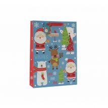 North Pole Gift Bag X Large
