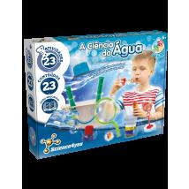 A Ciência da Água | Brinquedos Científico e Educativo para Crianças 6+ | Science4you Loja Online