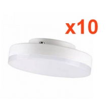 Ampoule Led Gx53 7w (pack de 10)