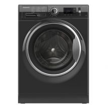 Hotpoint NM11946BCA Washing Machine in Black 1400rpm 9Kg A Rated
