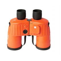 Jumelles Searanger 27x50 Orange avec compas - Marine