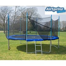 Airspring Classic 14ft trampoline package