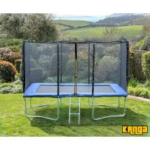 Kanga Blue 7x10ft trampoline package