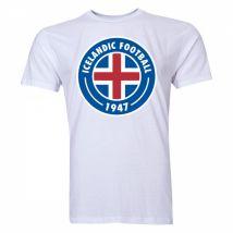 Iceland Core Logo T-Shirt (White)