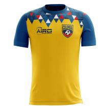 2018-2019 Colombia Home Concept Football Shirt (Kids)