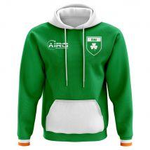 2020-2021 Ireland Home Concept Football Hoody (Kids)
