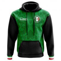 2020-2021 Mexico Home Concept Football Hoody