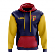 Chad Concept Country Football Hoody (Navy)