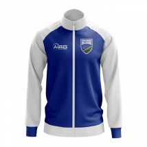 Solomon Islands Concept Football Track Jacket (Blue)