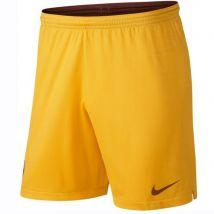 2018-2019 AS Roma Nike Third Shorts (Orange)