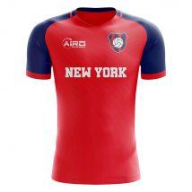 2019-2020 New York Away Concept Football Shirt