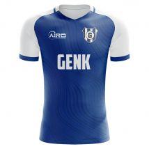 2019-2020 Genk Home Concept Football Shirt