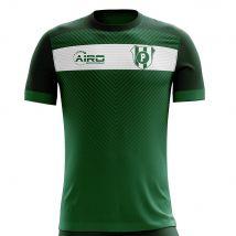 2020-2021 Palmeiras Home Concept Football Shirt