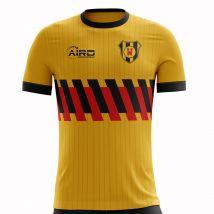 2020-2021 Watford Home Concept Football Shirt