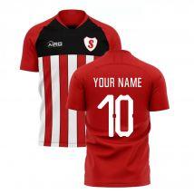 2020-2021 Southampton Home Concept Football Shirt (Your Name)