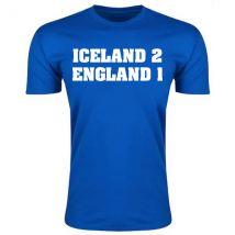 Iceland 2 England 1 T-Shirt (Blue) - Kids