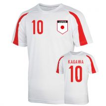 Japan Sports Training Jersey (kagawa 10)